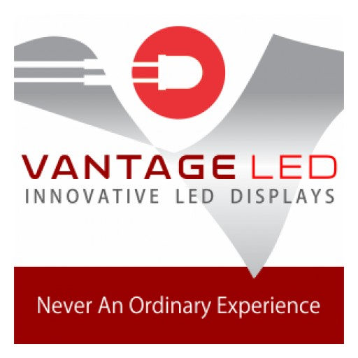 Vantage LED Raises Bar Again, Delivering Eye-Opening Show at Biggest ISA Sign Expo Yet