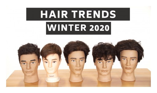 Top 5 Trending Men's Hairstyles in Winter 2020: TheSalonGuy (Celebrity Hairstylist)
