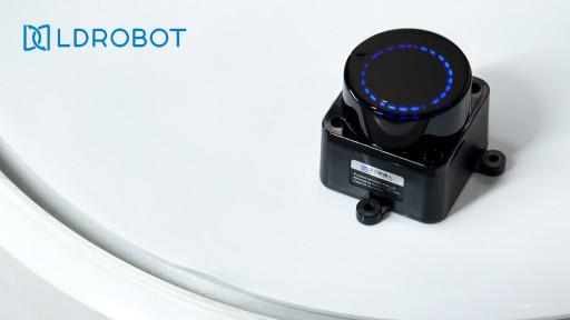 LDROBOT Announces Launch of LD-AIR LiDAR — Ultra-Small & High-Precision TOF Sensor for All Robotic Applications