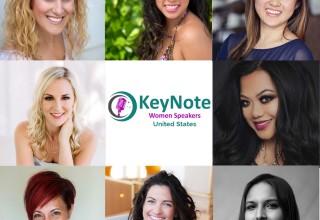 KeyNote Women Speakers US Chapter