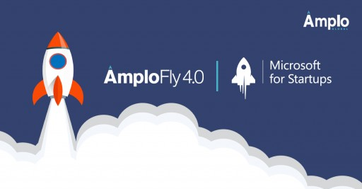 Amplo Global Accepted Into Prestigious Microsoft for Startups Program