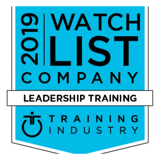 Partners In Leadership Named to 2019 Leadership Training Companies Watch List