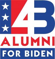 43 Alumni for Biden