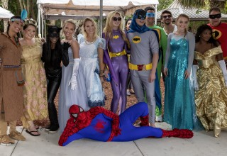 6,000 enjoy superheroes, movie characters and princesses at Boating & Beach Bash