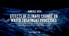 Effects of Climate Change on Water Treatment Processes