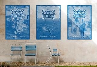 LA Dodgers Mexican Heritage