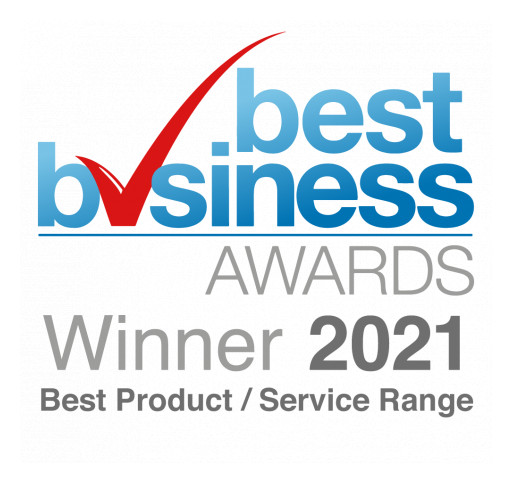 Fusion5 Wins 'Best Business Award 2021'