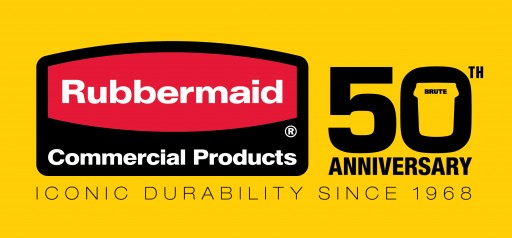 Rubbermaid Commercial Products Celebrates 50th Anniversary