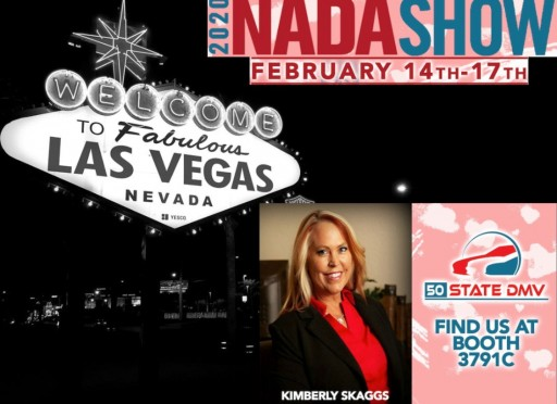 50 State DMV Heads to Las Vegas for the 2020 NADA Show
