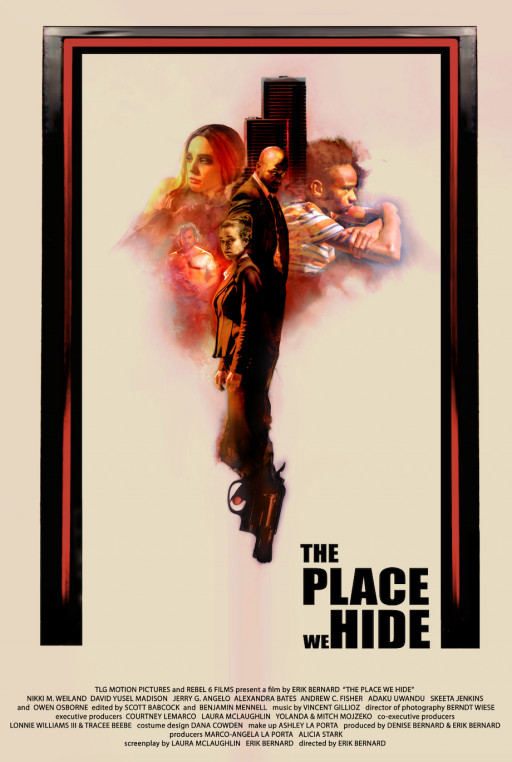 TLG Motion Pictures Releases New Psychological Thriller 'The Place We Hide' From Writer-Director Erik Bernard