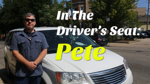 LegalRideshare Presents 'In the Driver's Seat: Meet Pete'