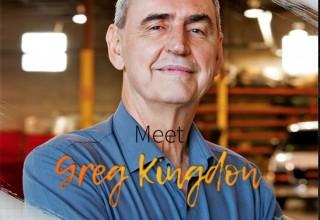 Mining maintenance innovator and entrepreneur Greg Kingdon