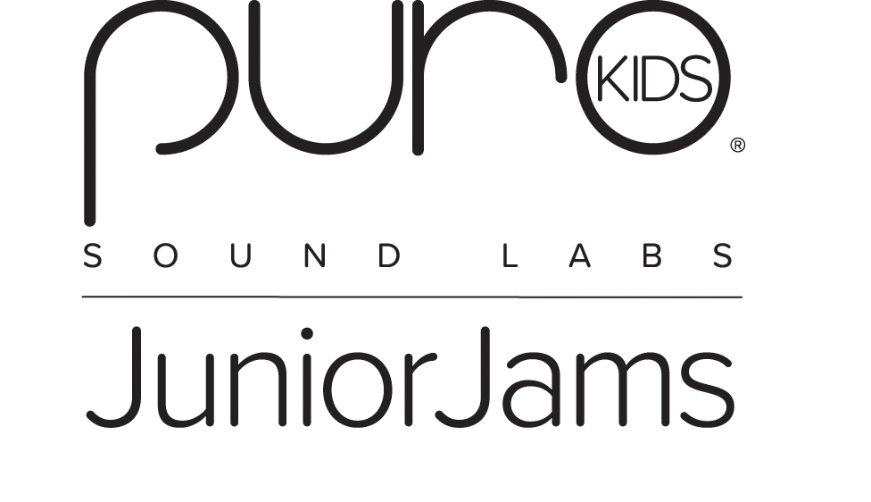 a44988d3afc JuniorJams wireless kids' headphones JuniorJams Puro Sound Labs Kids  JuniorJams Logo