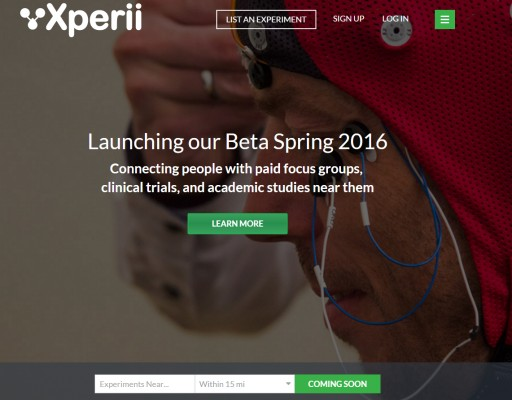 Sign Up for Xperii Today and Participate in Paid Research Studies in New England