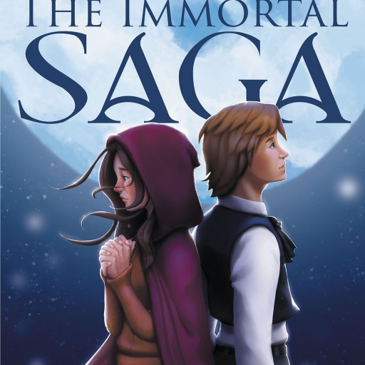 Author Barbie Beckley's New Book 'The Immortal Saga' is the Story of a Teenage Girl Who Decides to Escape From the Life of Mortality She Had Always Known.