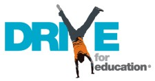 Drive for Education Logo