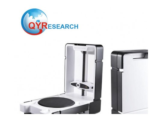 3D Scanners for Orthopedic Industry Analysis by 2025:  QY Research