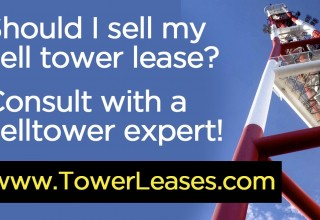 Mobile tower lease rates