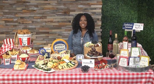 Chef Tregaye Fraser Shares Outdoor Meal Musts with Tips on TV Blog