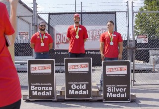 Individual Medalists at 2018 Fence Skills Championship™