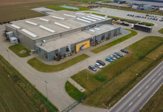 £1.5m investment at Engcon Poland Plant