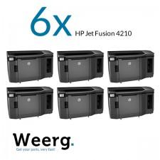 Weerg's 6 New HP Jet Fusion 4210
