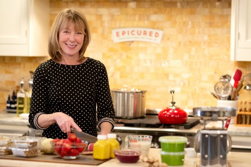 World-Renowned Dietitian Kate Scarlata Joins Epicured to Transform Healthcare Through Nutrition