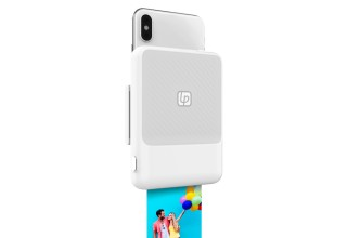 The Instant Print Camera turns your iPhone into an Instant Printer