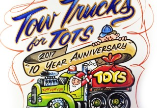 Toy Trucks for Tots