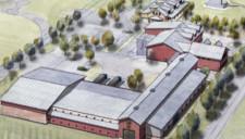 Planned Gummi World Facility