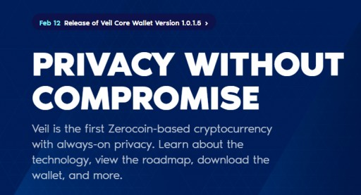 Release of Veil Core Wallet Version 1.0.1.5