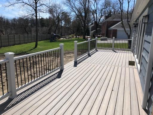 Deck Builder Near Me - Platinum Decking Barrington - Trex Deck