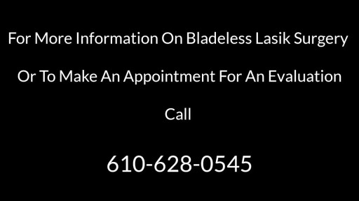 Bladeless Lasik Eye Surgery Cost Old Zionsville PA-610-628-0545