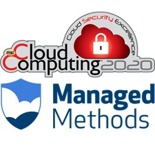 ManagedMethods Receives 2020 Cloud Computing Security Excellence Award