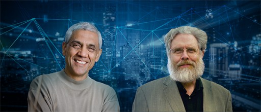 Technology Legends George Church and Vinod Khosla to Take Stage