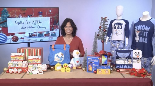 Gifting Historian and Author Aileen Avery Shares Holiday Gifts for Kids on Tips on TV Blog