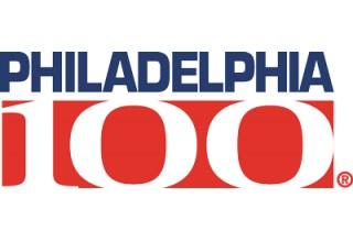Philadelphia 100 logo