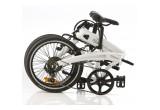 Motorino MTf e-bike folded