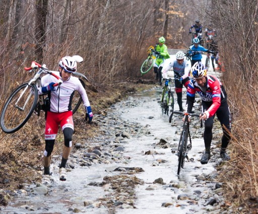 The 40-Mile Challenging Bicycle Race in Northern Vermont Rasputitsa Spring Classic Will Be Held April 21
