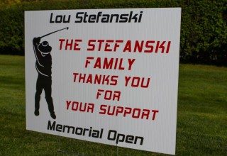 The Lou Stefanski Memorial Open Golf Tournament