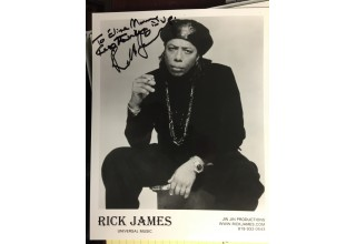 Rick James Elite Moving