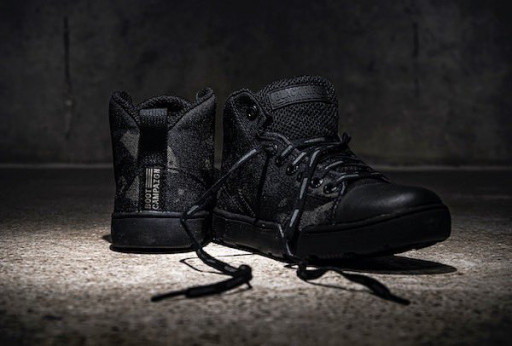 Black Rifle Coffee Company & the Boot Campaign Team Up to Support Veteran Wellness With New Co-Branded Boot