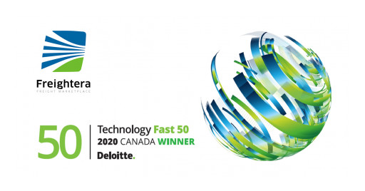 Freightera Wins 2020 Deloitte Technology Fast 50™ Award