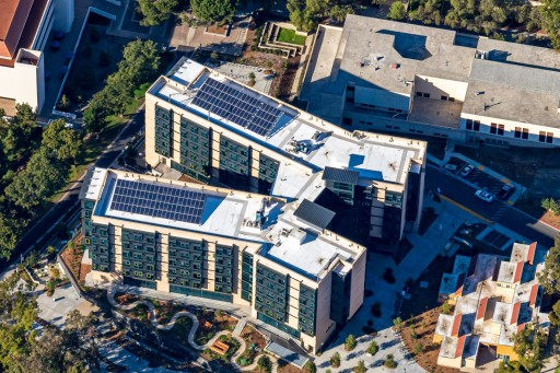 Sullivan Solar Power Wins Excellence Award for UC Irvine Solar Project