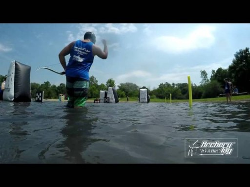 Archery Tag® Wet and Wild!