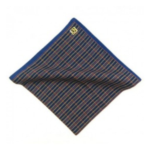 Man Has a Collection of Over 500 Pocket Squares - Addicted?