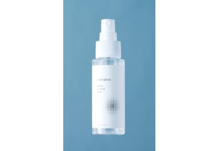EDOBIO's new Aroma Floreeze Spray helps prevent bacteria and viruses on face masks.