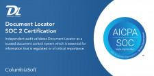 Document Locator SOC 2 Certification