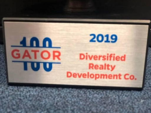 Diversified Companies Selected to Gator100