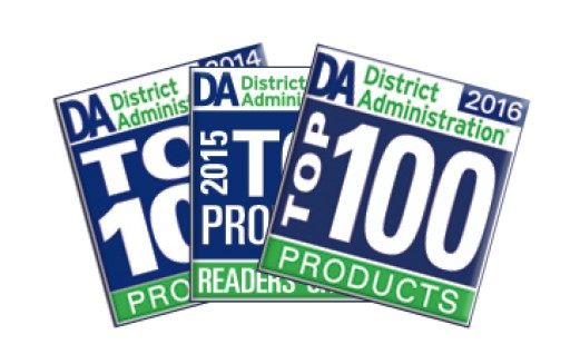 For the Third Year in a Row, Registration Gateway Wins District Adminstration's Top 100 Products